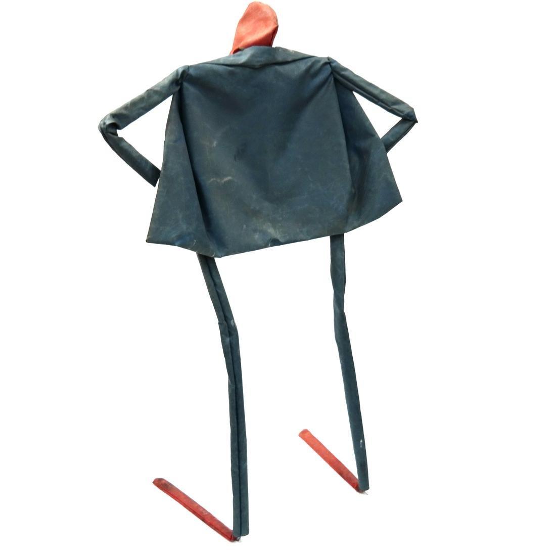 "William Dickey King ""SUPERMAN"" Sculpture - 5"
