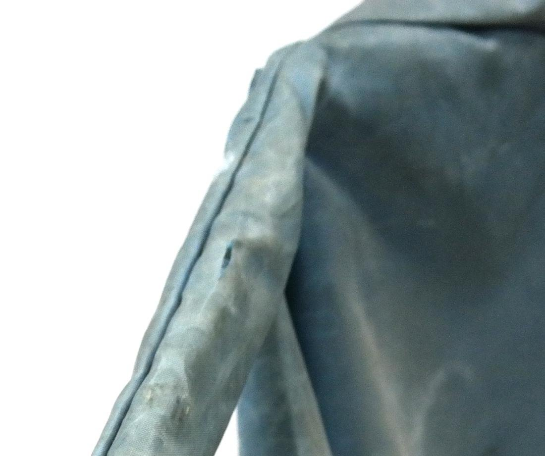 "William Dickey King ""SUPERMAN"" Sculpture - 6"