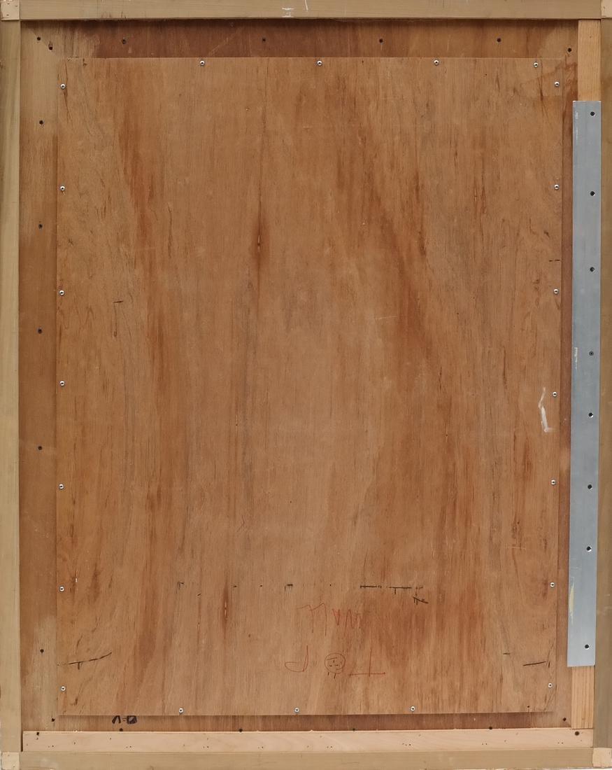 Ornate Gilt Wood Mirror - 7