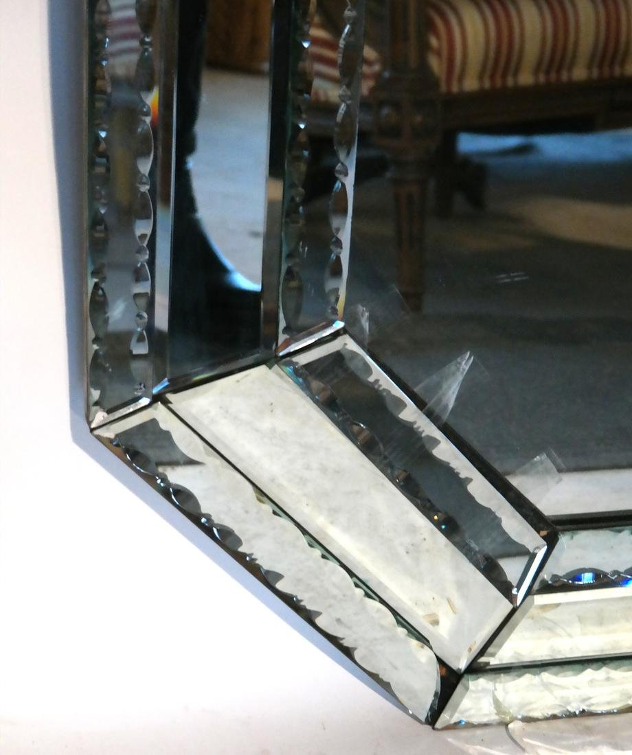 Modern Venetian Glass Mirror - 2
