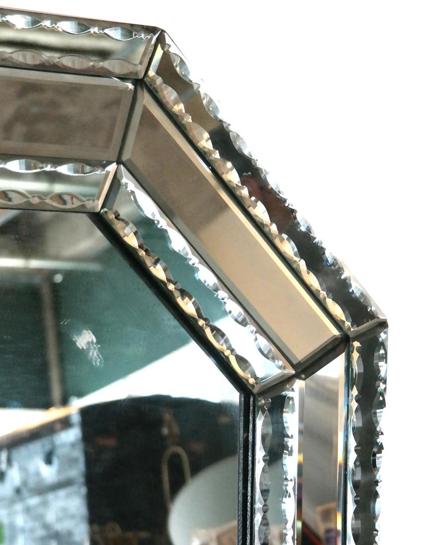 Modern Venetian Glass Mirror - 3