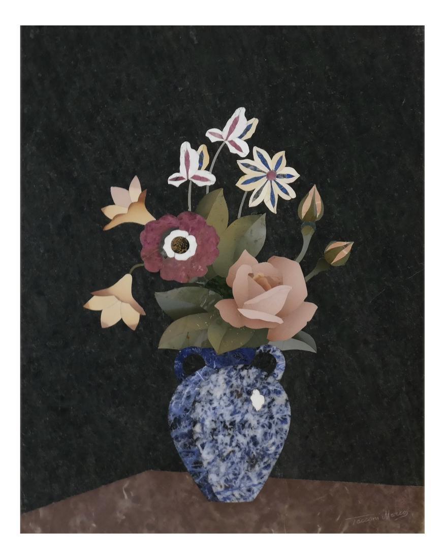 Tarconni Marcos, Floral Still Life