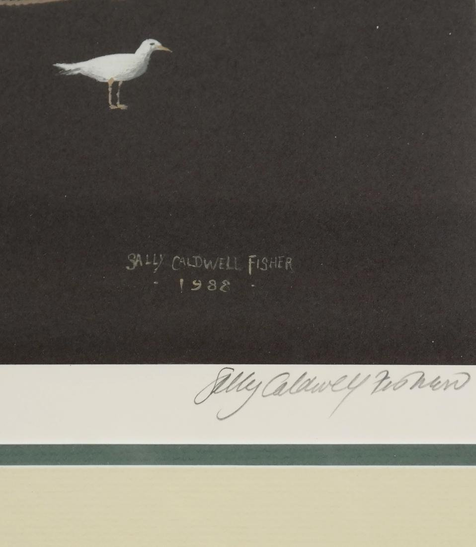 Sally Caldwell Fisher - Two Lighthouse Prints - 5