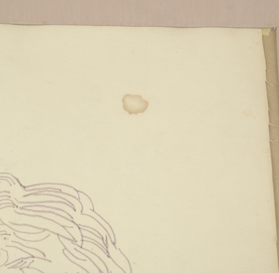 Leonard Tsuguharu Foujita, Pen and Ink - 6