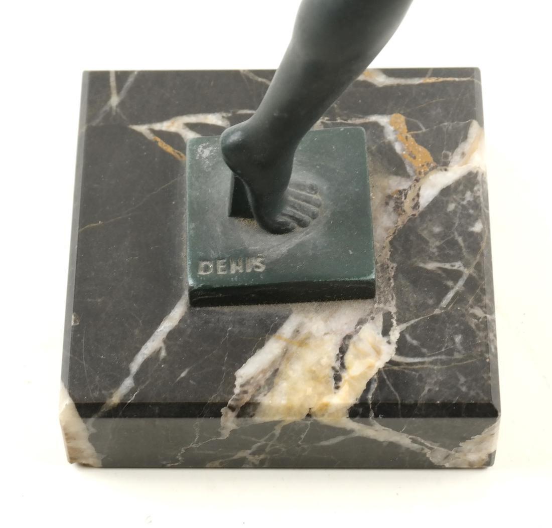 """Denis - Art Deco Figure """"Danseuse aux Boules"""" - 4"""