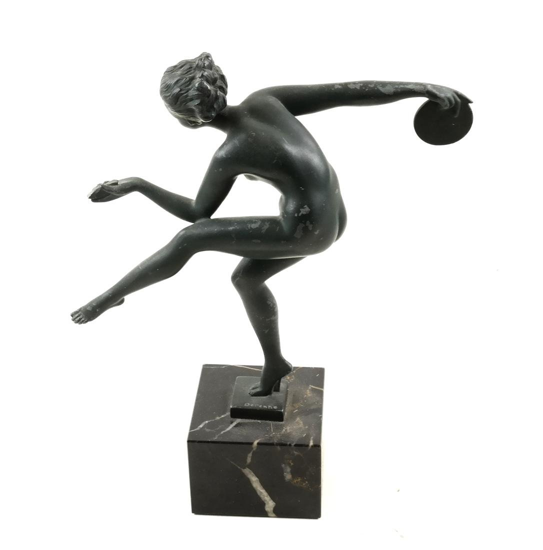 Marcel Bouraine a.k.a Derenne - Female Sculpture