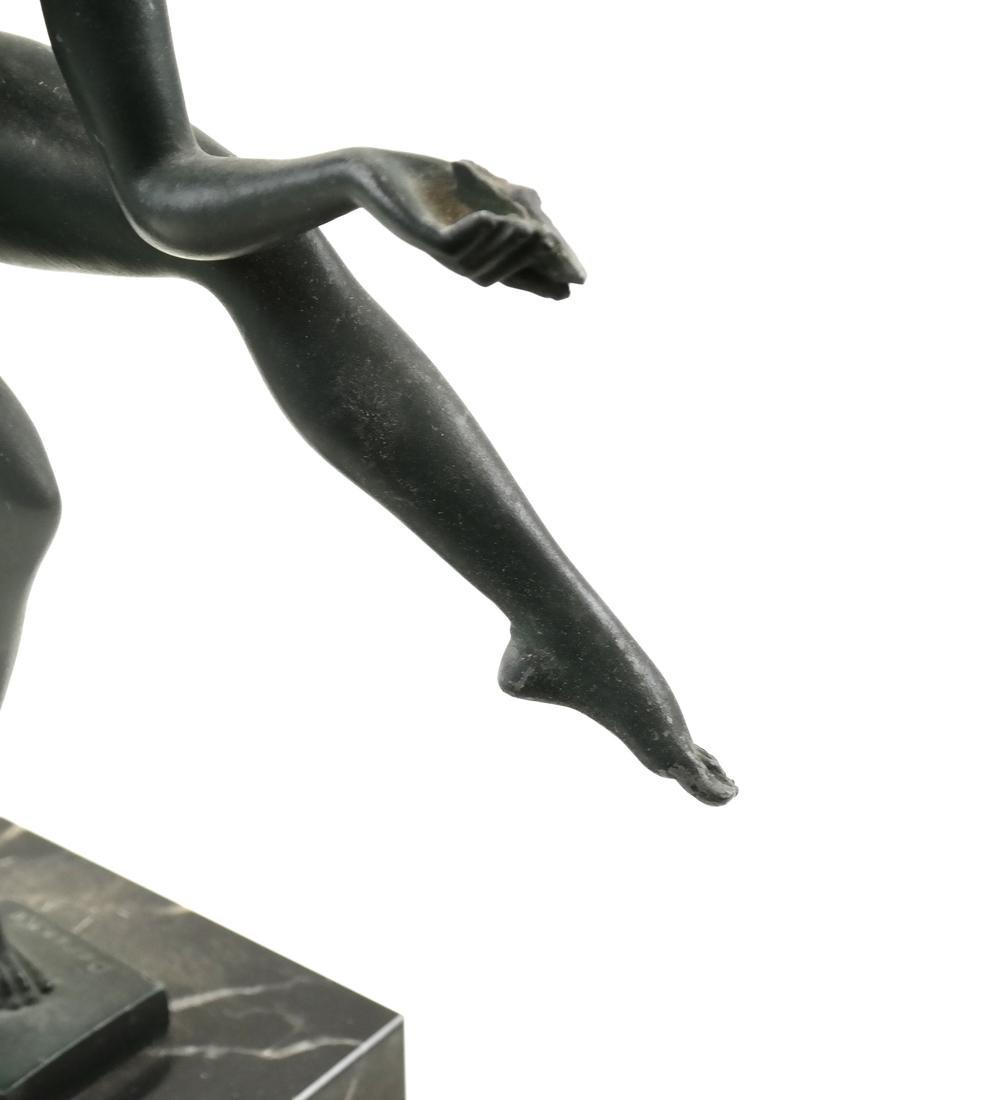 Marcel Bouraine a.k.a Derenne - Female Sculpture - 4