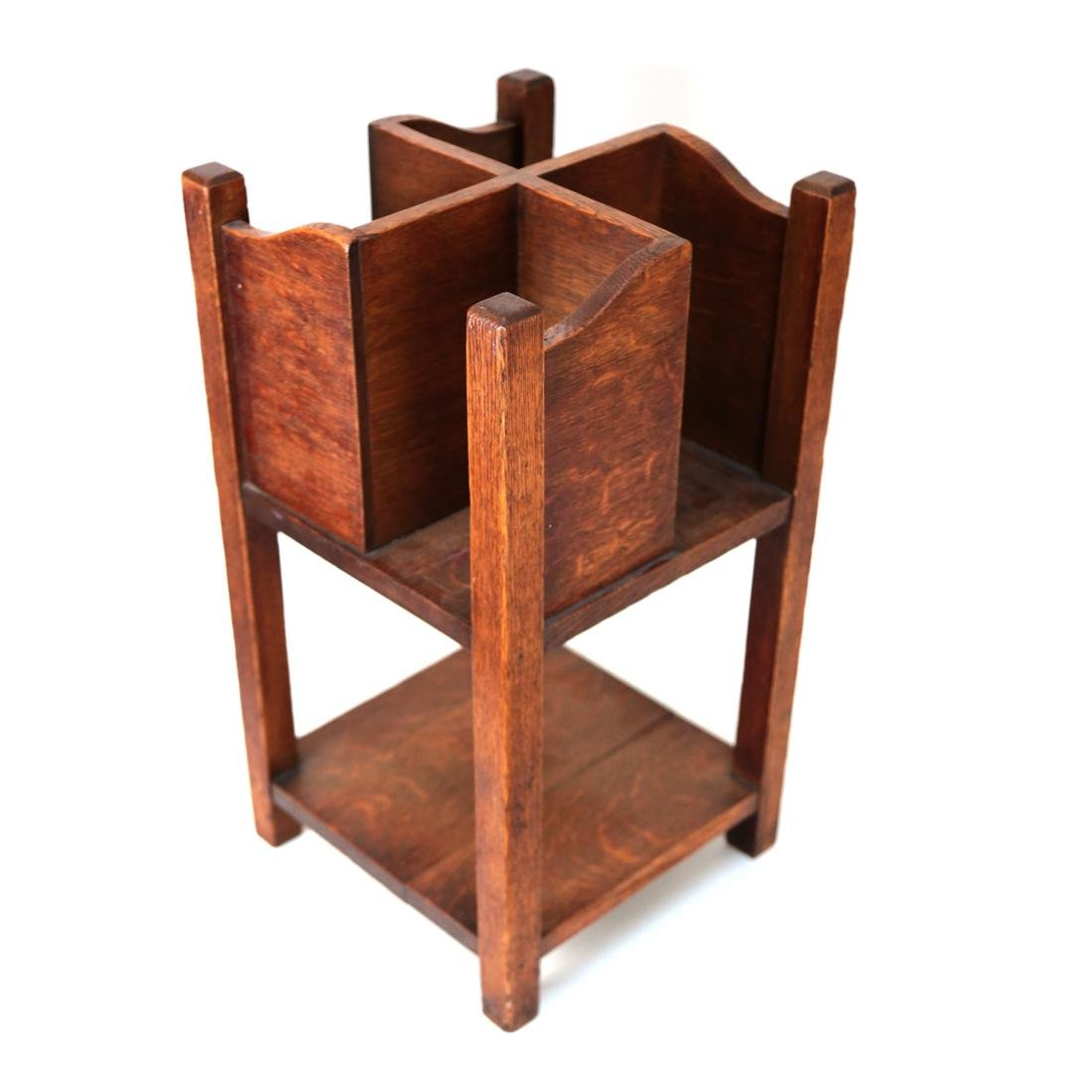 Stickley-Style Book Table - 3