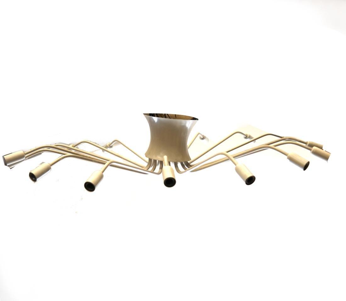 Modern Spider-Form Fixture