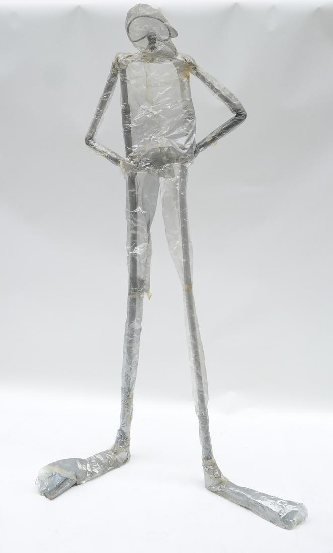 William Dickey King, 'VINYL MAN' Sculpture - 2