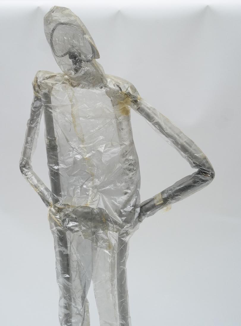 William Dickey King, 'VINYL MAN' Sculpture - 3