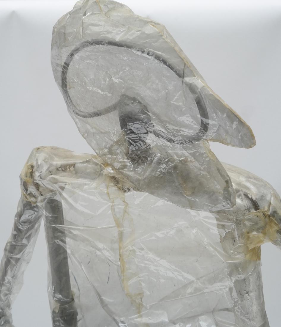 William Dickey King, 'VINYL MAN' Sculpture - 4