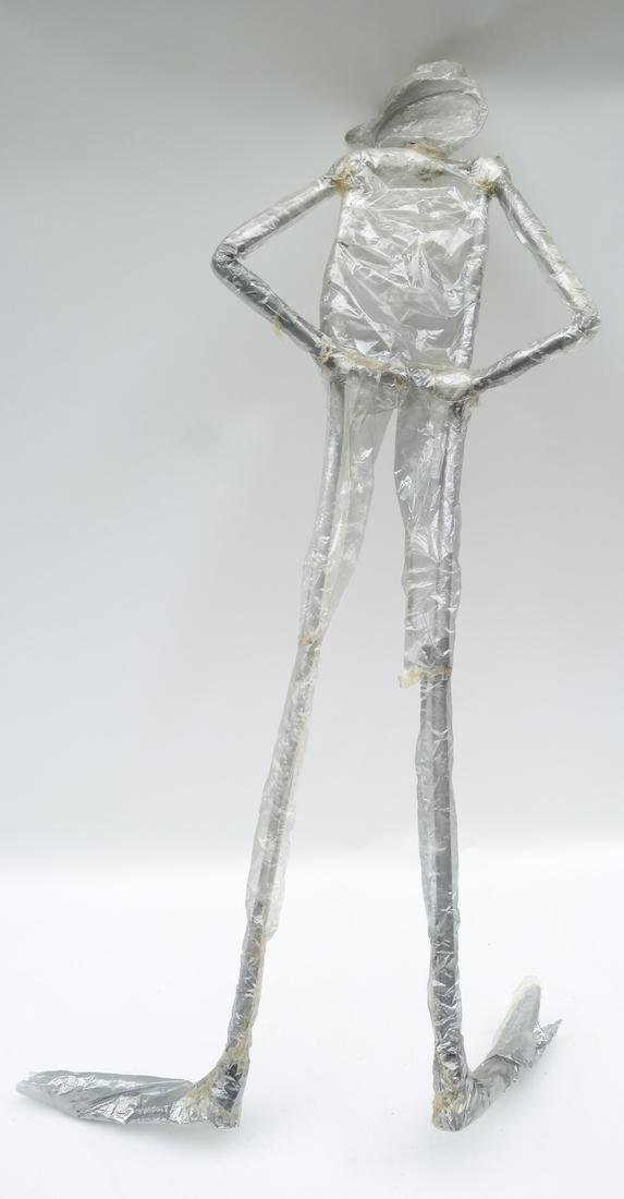 William Dickey King, 'VINYL MAN' Sculpture - 7