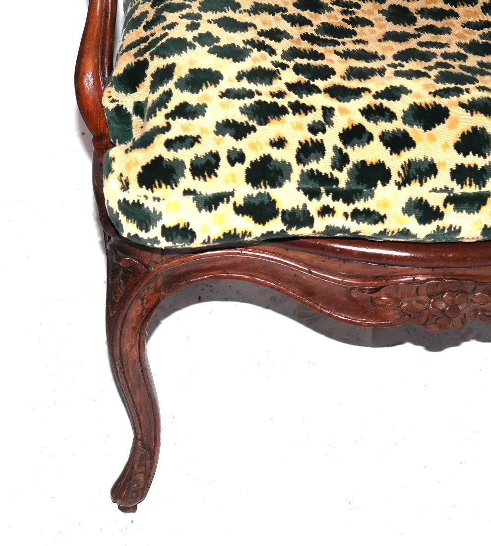 Provencial-Style Caned Chair - 5
