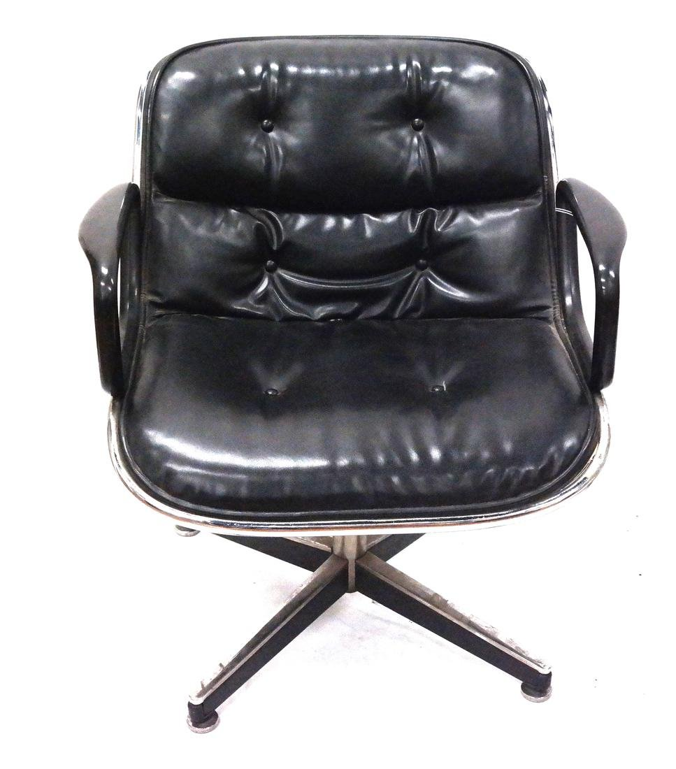 Two Knoll Swivel Chairs - 2