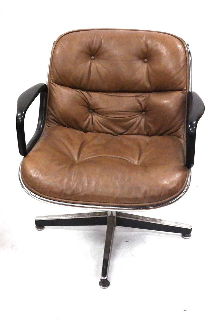 Two Knoll Swivel Chairs - 3