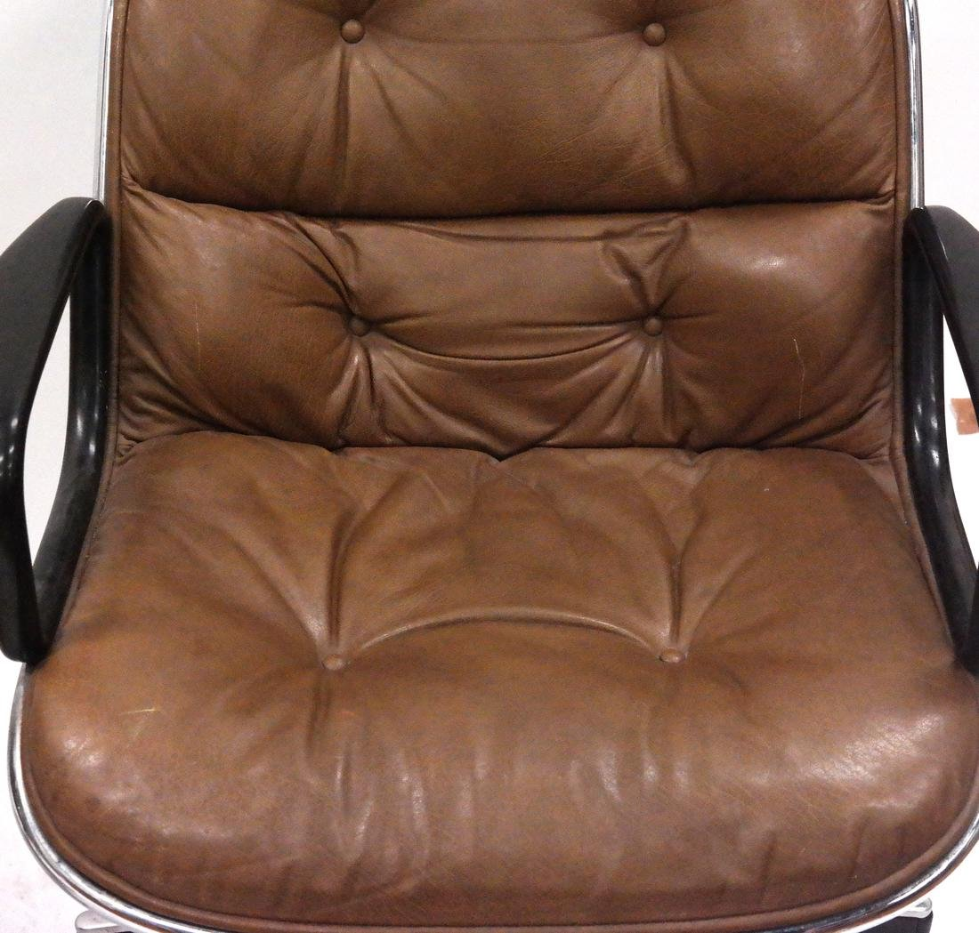 Two Knoll Swivel Chairs - 4