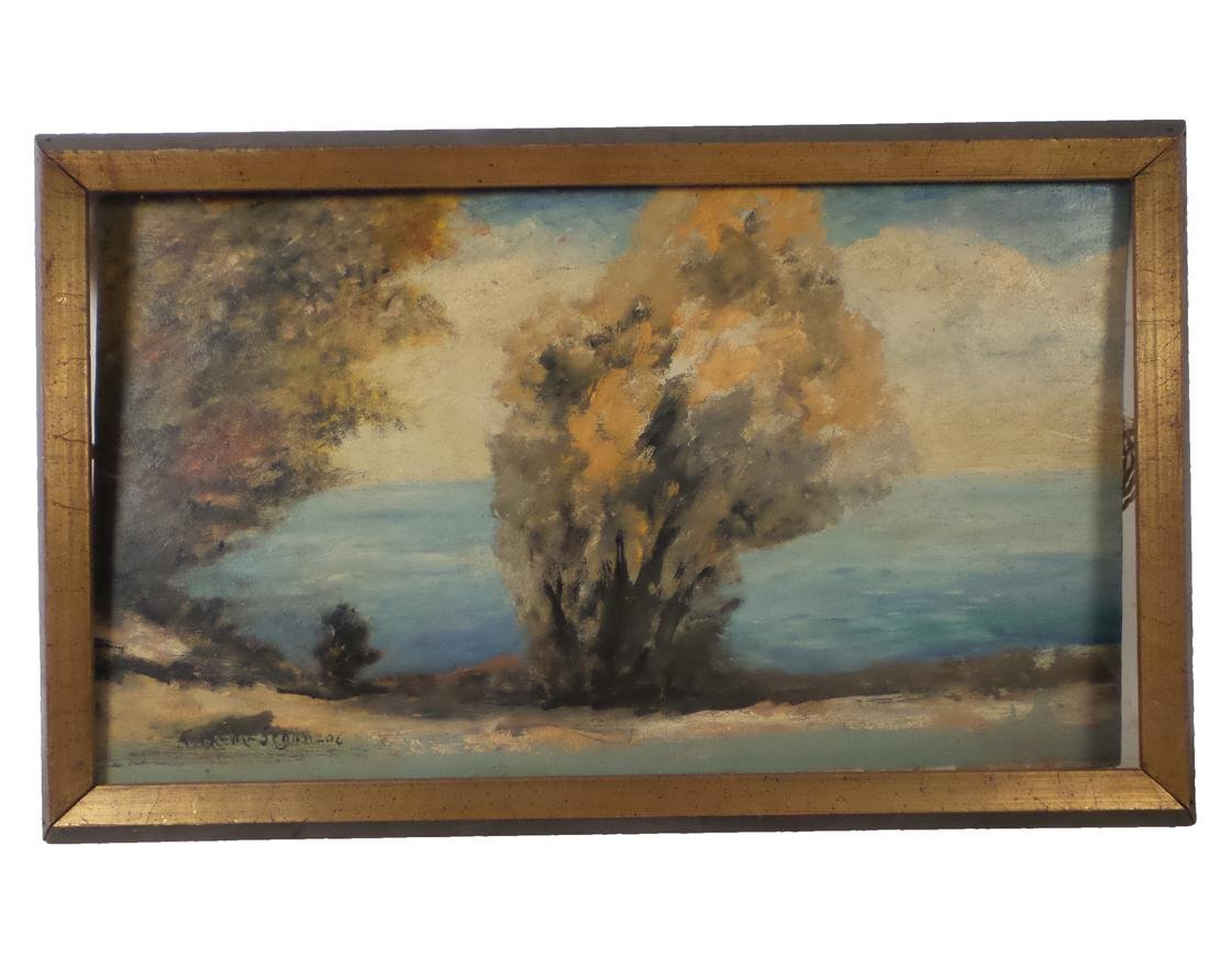 Andre Segonzac, Impressionist Landscape - 2
