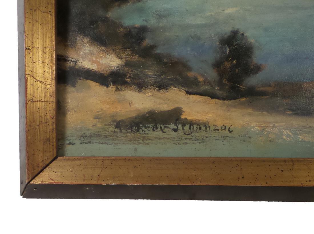 Andre Segonzac, Impressionist Landscape - 3