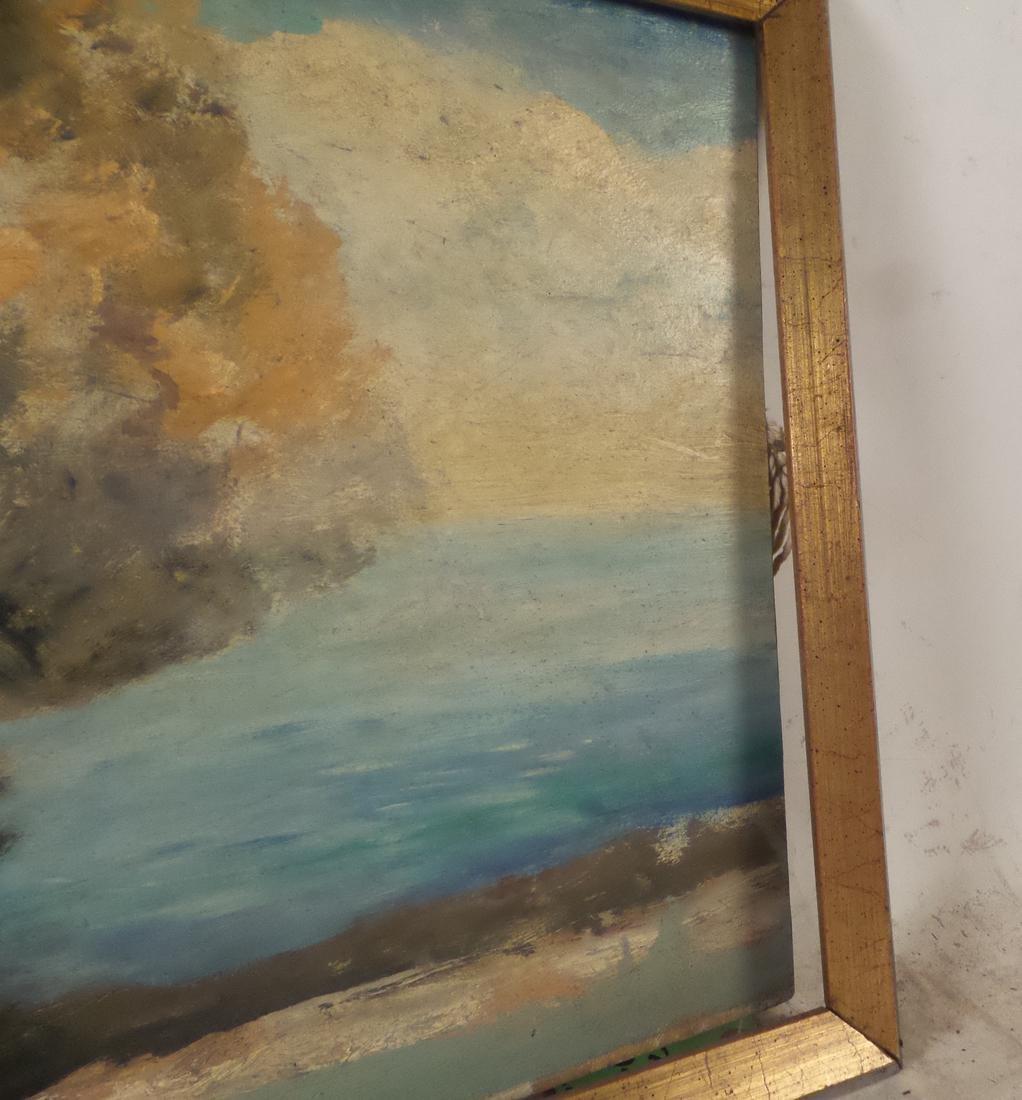Andre Segonzac, Impressionist Landscape - 4
