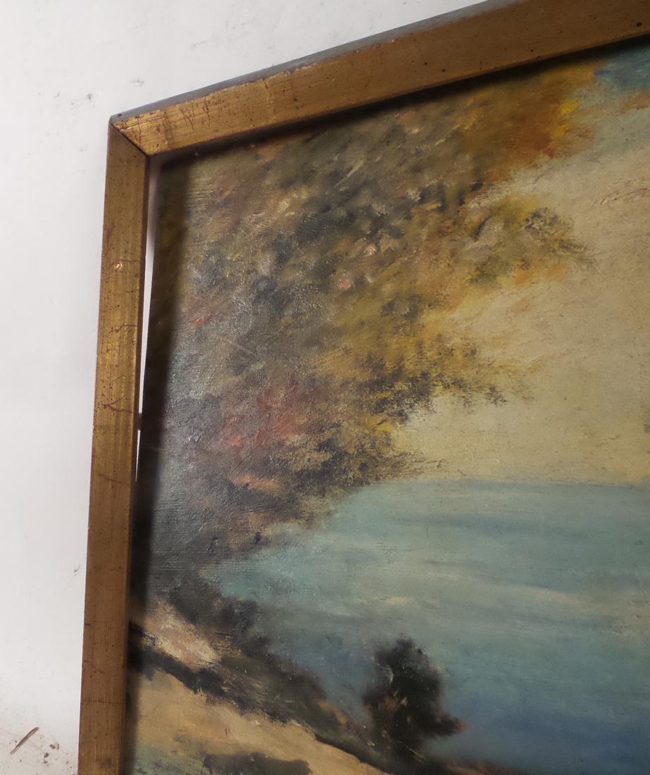 Andre Segonzac, Impressionist Landscape - 5