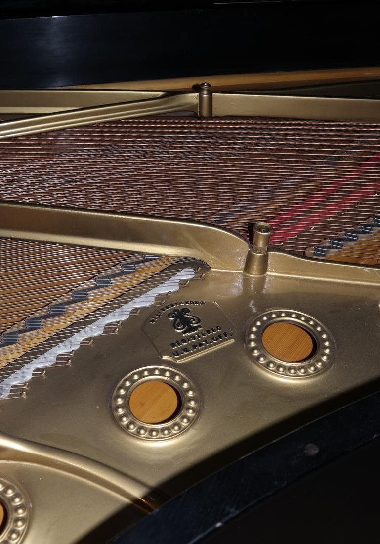 Steinway & Sons Model B Grand Piano and Bench - 3