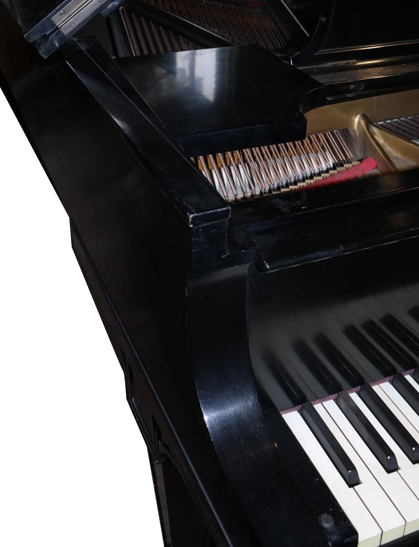 Steinway & Sons Model B Grand Piano and Bench - 7