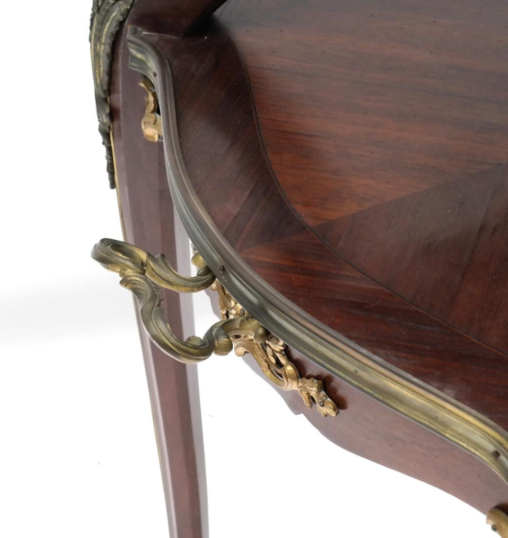 19th Century French Figural Two-Tier Table - 2