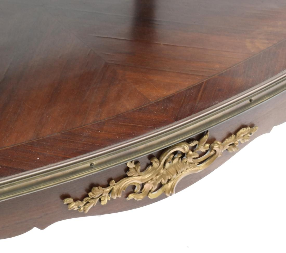 19th Century French Figural Two-Tier Table - 5