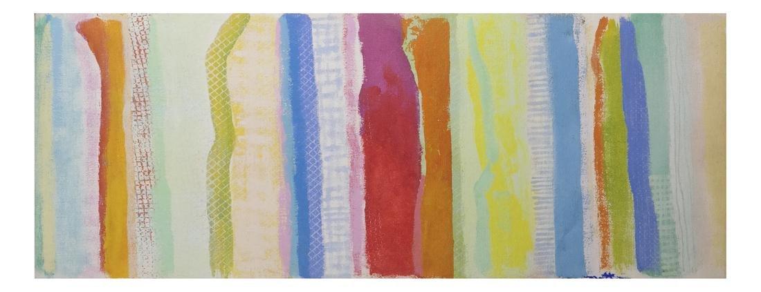 Robert Natkin (1930-2010) Abstract Apollo Series # 882