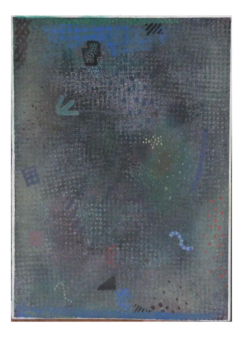 Robert Natkin - Abstract Ultimate Lightning Series