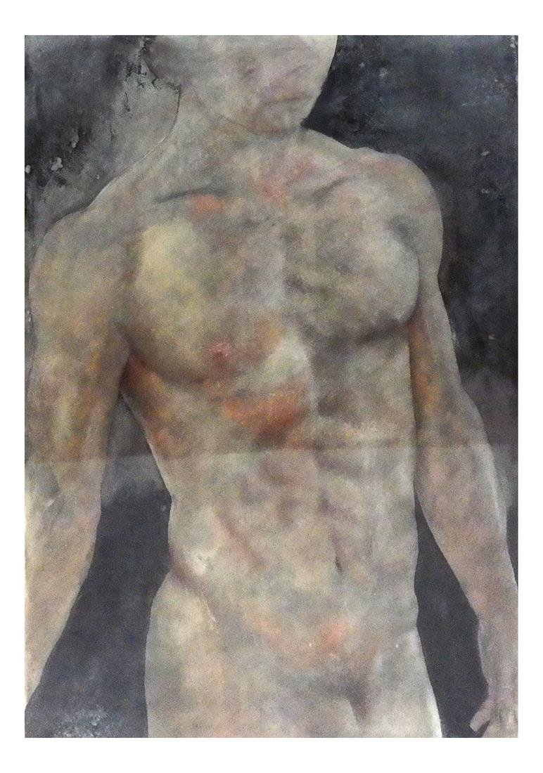 David A. Thompson - Male Nude