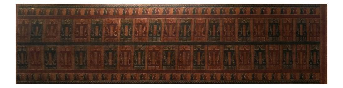 Ethnic Textiles- Indonesian Weaving