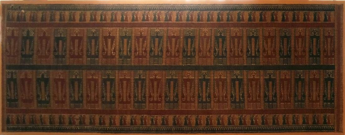 Ethnic Textiles- Indonesian Weaving - 2