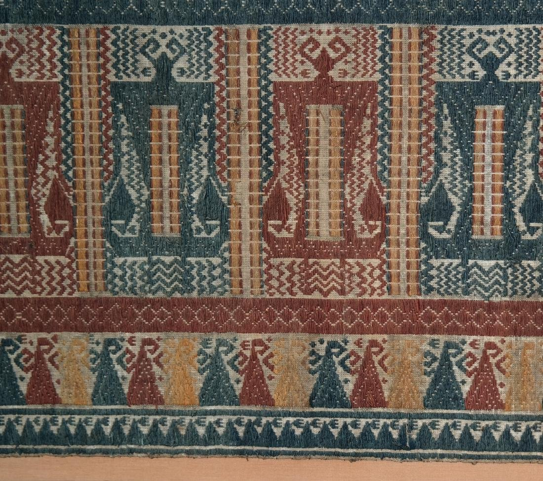 Ethnic Textiles- Indonesian Weaving - 3