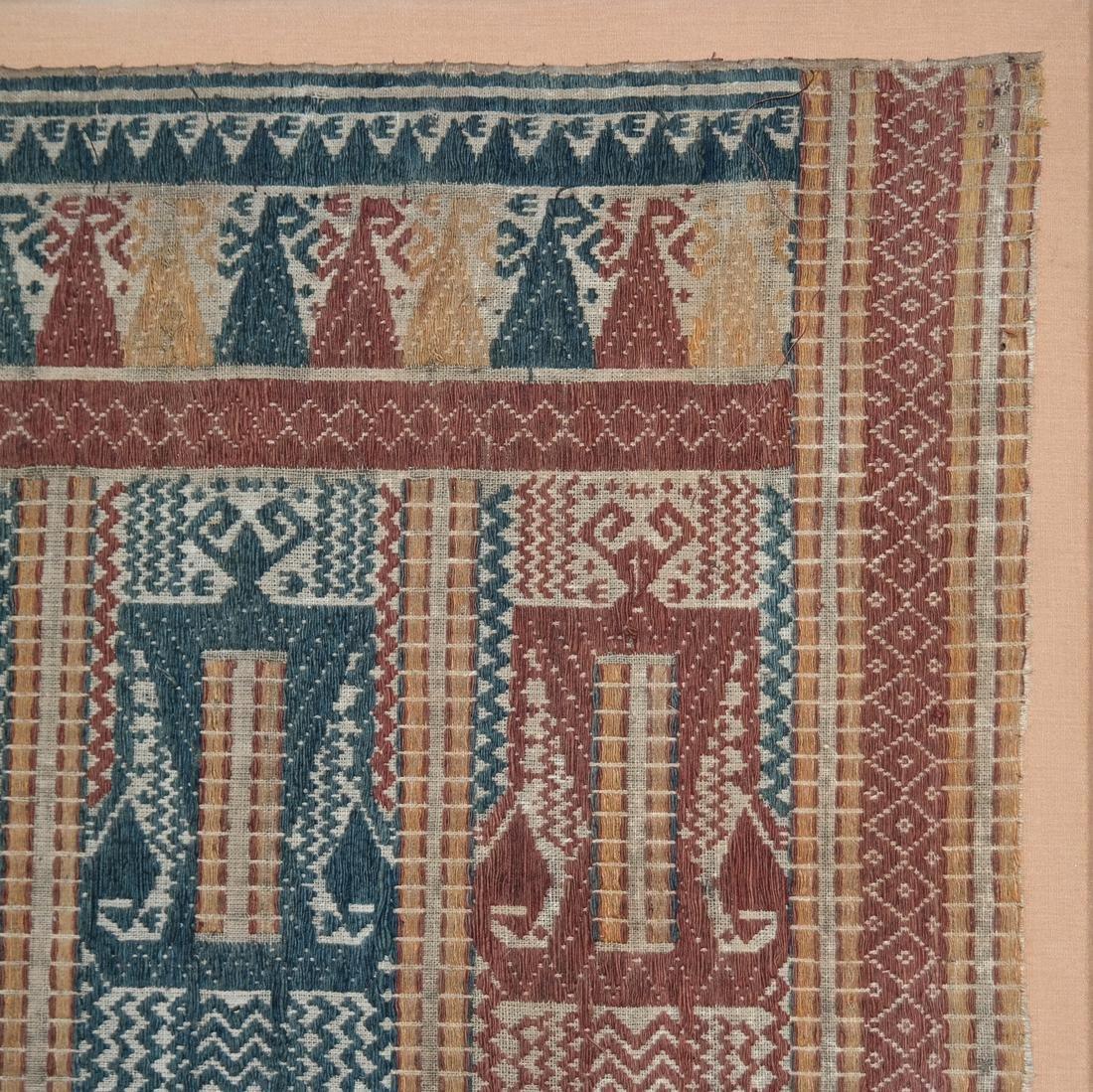 Ethnic Textiles- Indonesian Weaving - 4