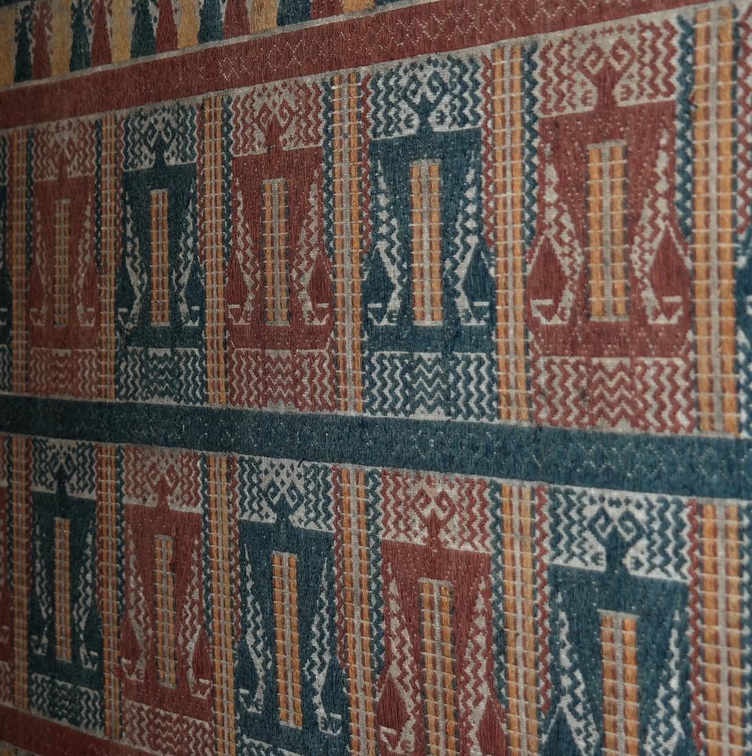 Ethnic Textiles- Indonesian Weaving - 5
