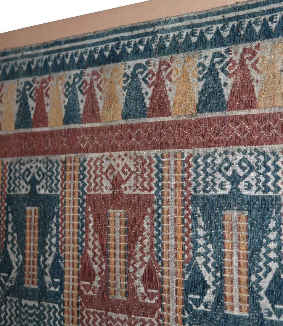 Ethnic Textiles- Indonesian Weaving - 6