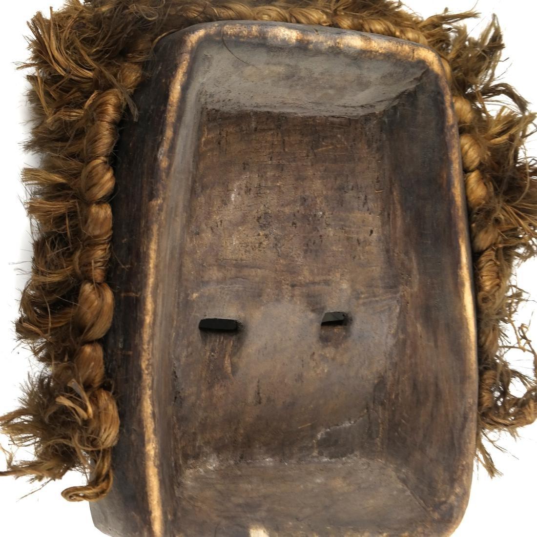 Two Ethnic Masks - 4
