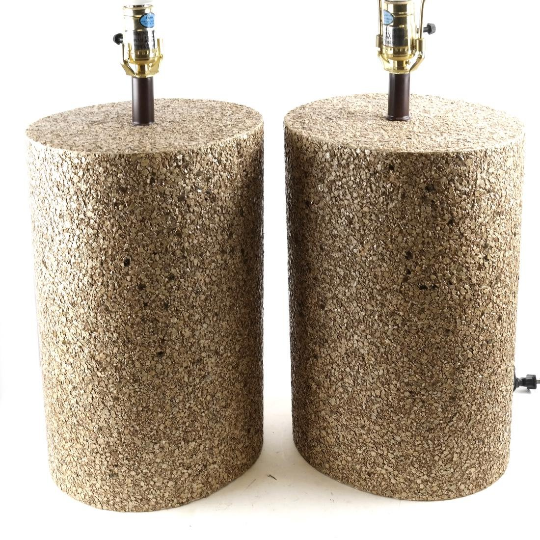 Modern Granite-Style Composite Lamps