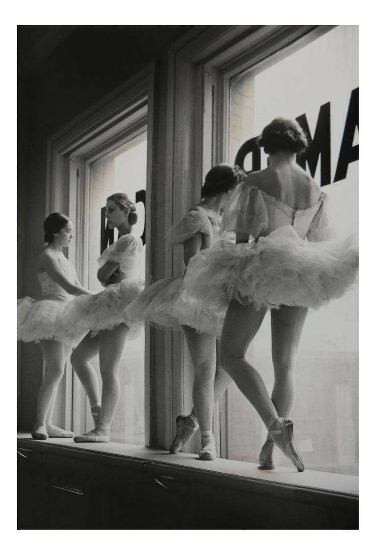 Alfred Eisenstaedt - Ballerinas, No. 128/250