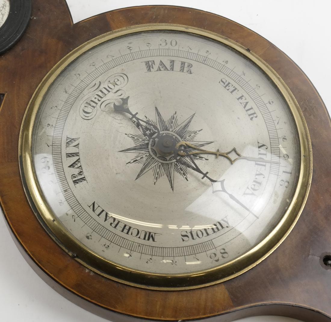 Americana Mahogany Barometer - 2