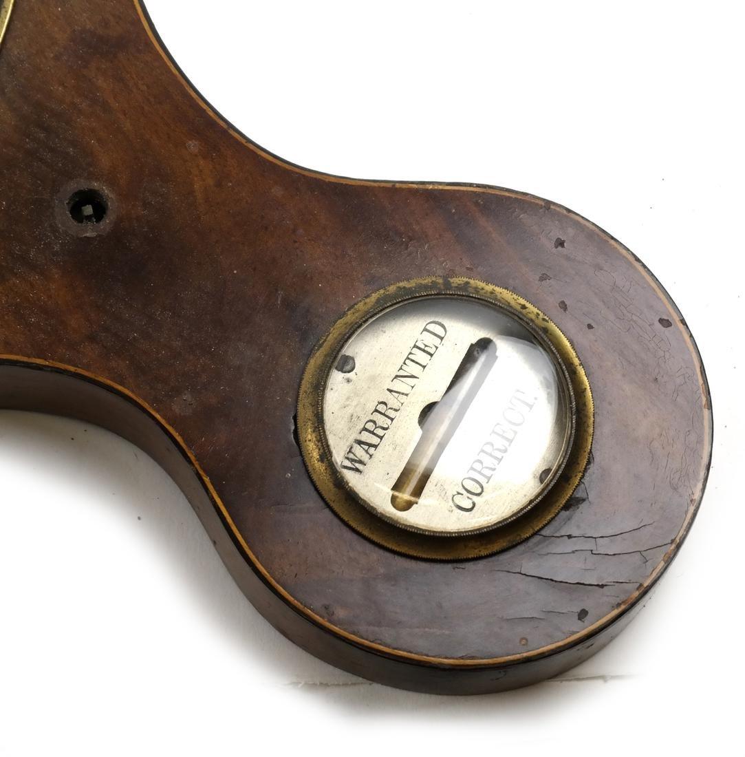 Americana Mahogany Barometer - 3
