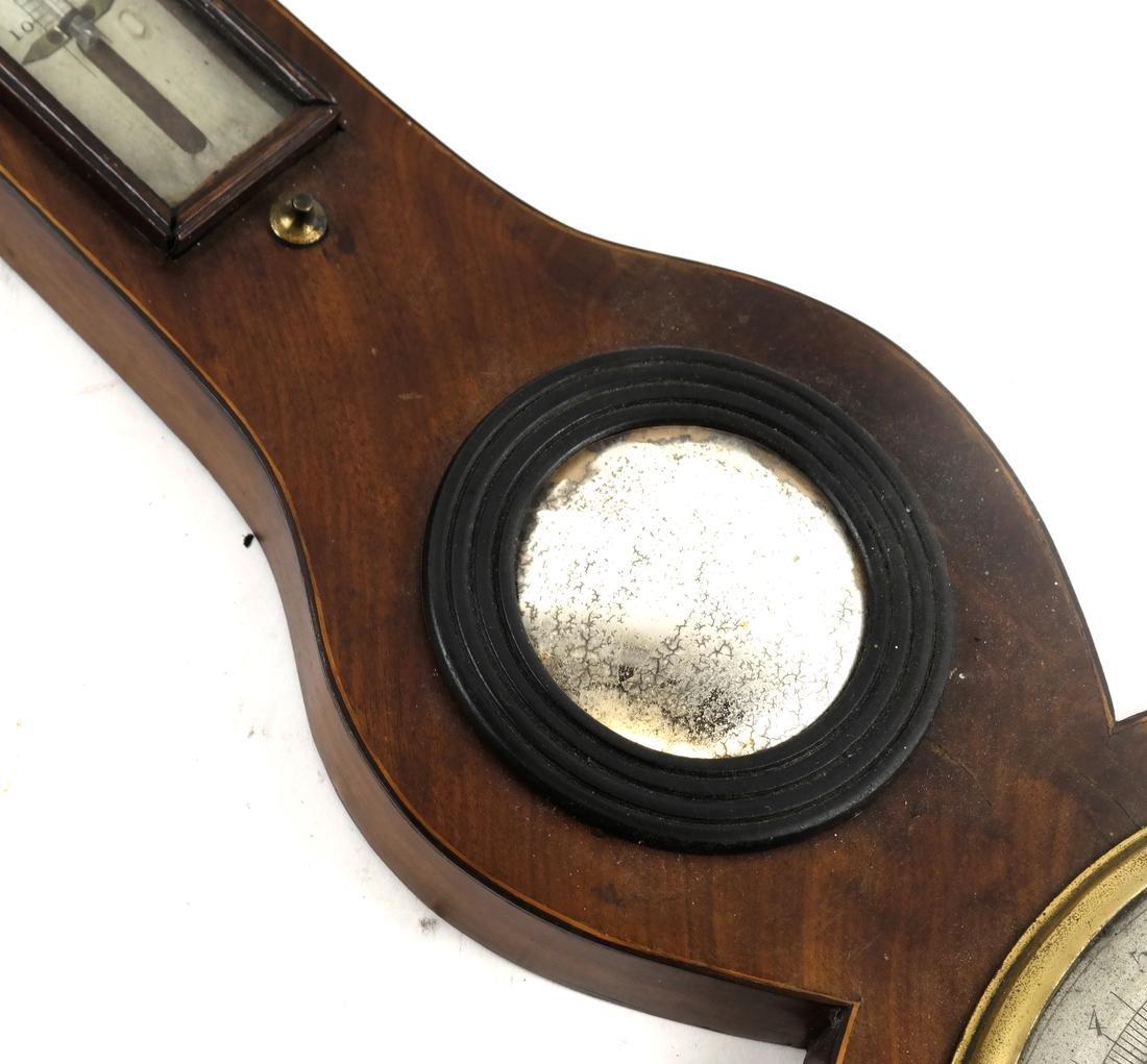Americana Mahogany Barometer - 4