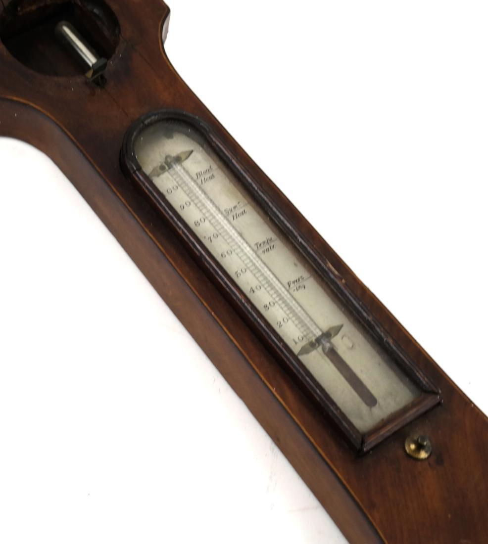 Americana Mahogany Barometer - 5
