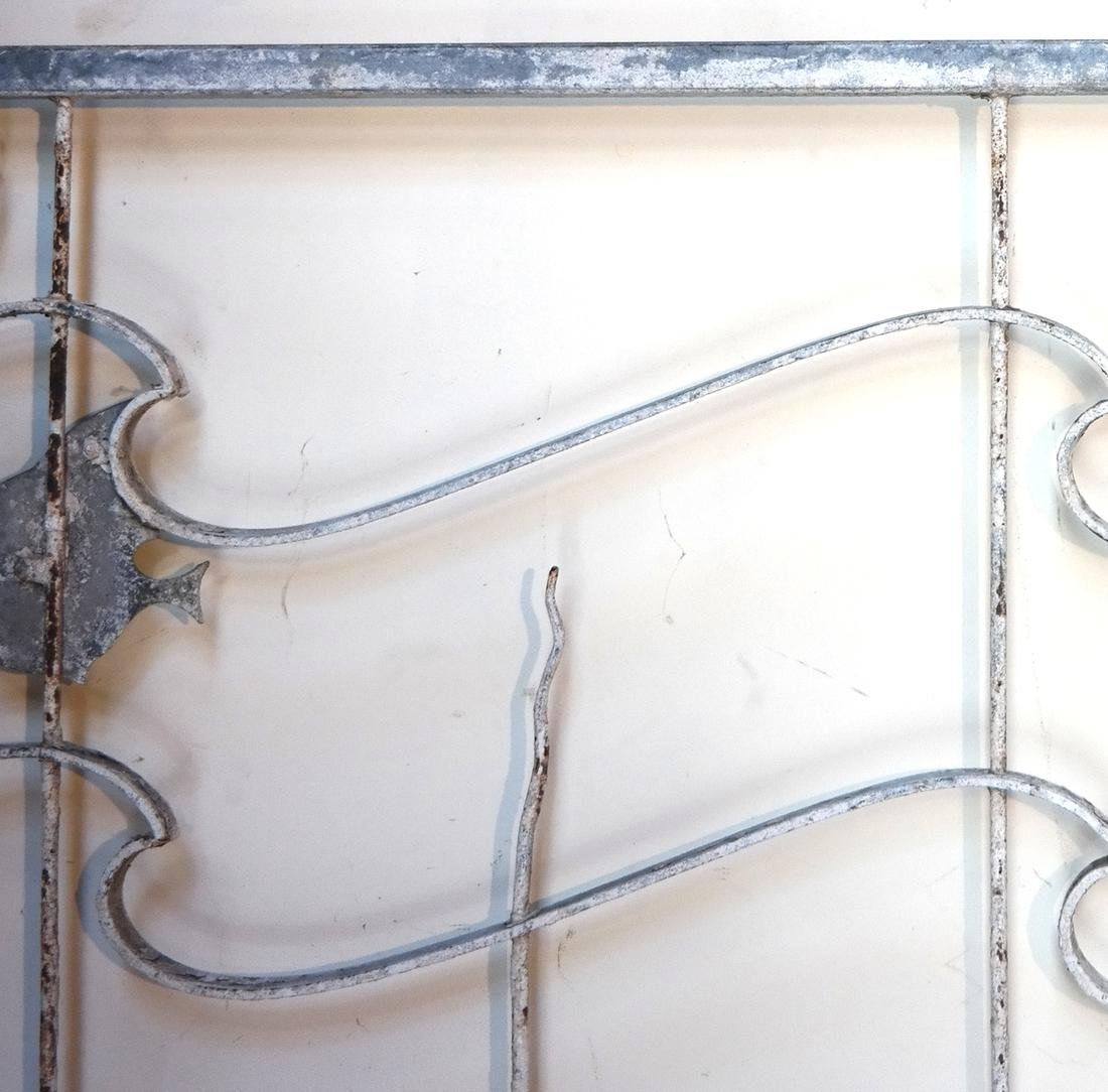 Fish-Form Partial Railing - 2