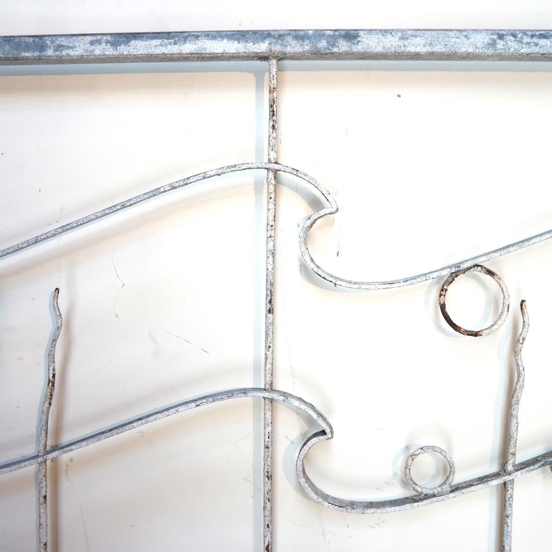 Fish-Form Partial Railing - 5