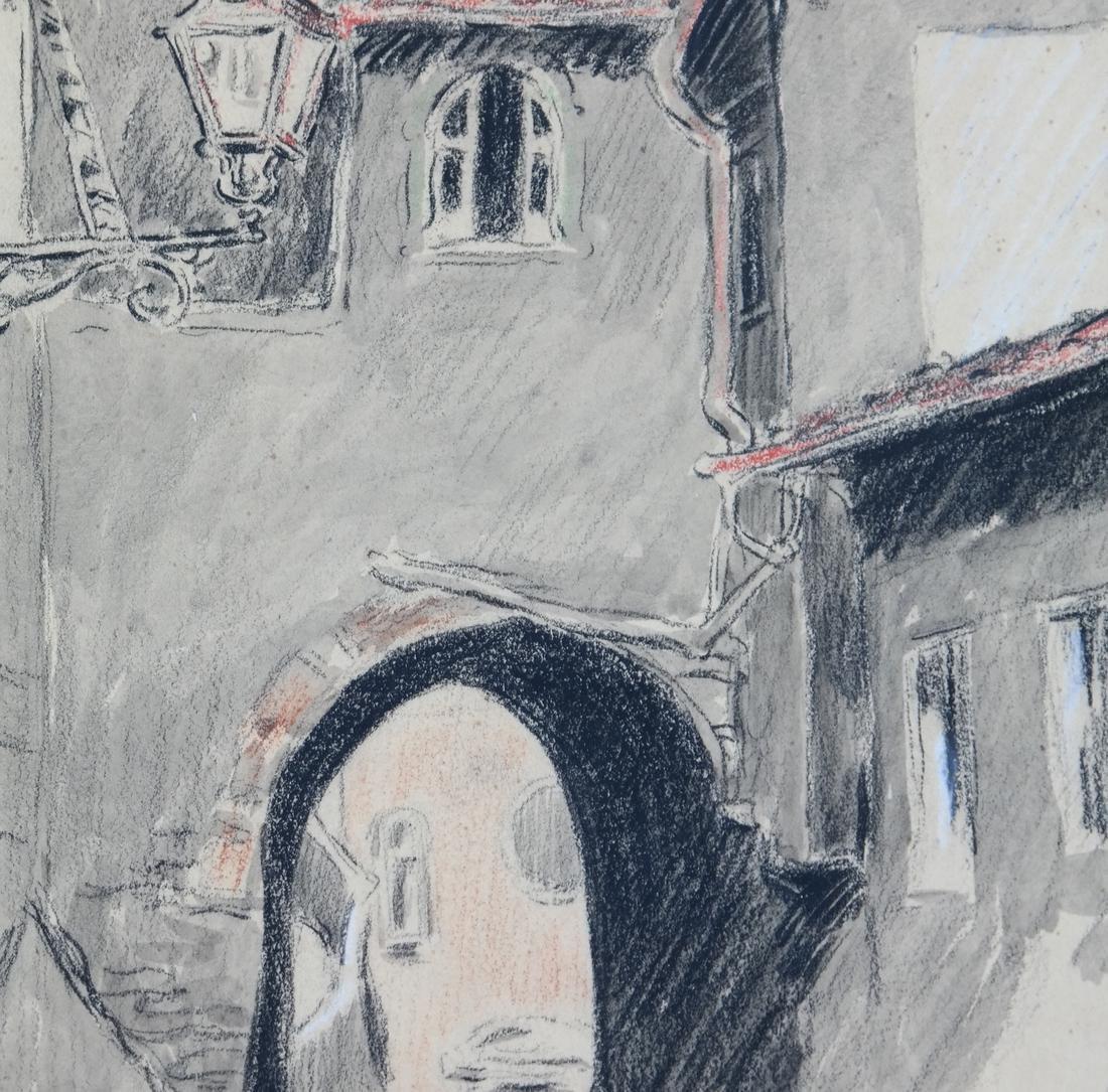 Classical Art Works - Figure and Street Scene (2) - 5