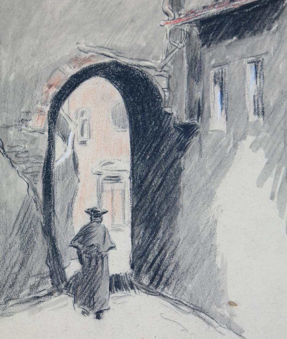 Classical Art Works - Figure and Street Scene (2) - 6