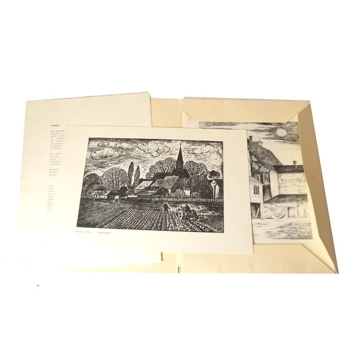 Historical Prints, Lot of 3 - 6